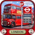 London City Bus Driving 3D icon