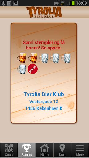 Tyrolia Bier KLUB