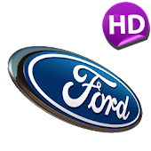 3D FORD Logo HD Live Wallpaper