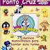 punto de cruz bebes de Looney Tunes gratis