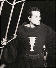 Ramón Vinay as Tristan at the Metropolitan Opera