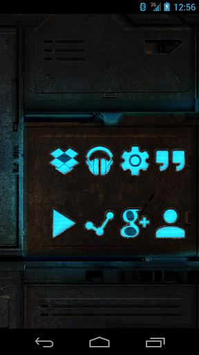 Tha Cyberpunk - Icon Pack