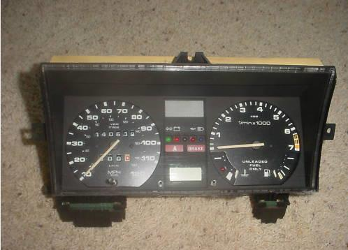 TheSamba com :: Vanagon - View topic - Speedo/tach from a VW Fox