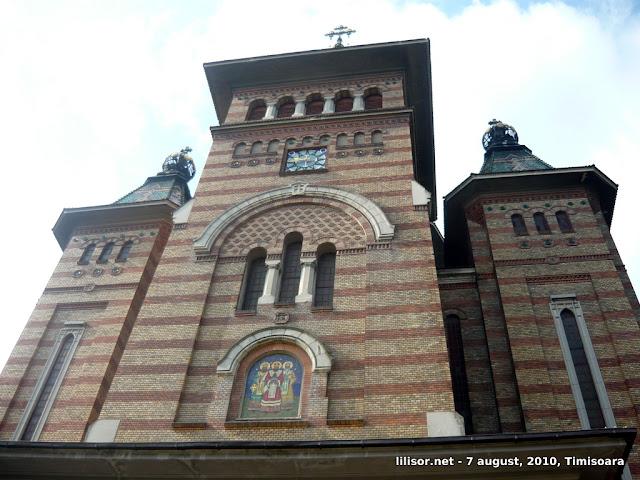 catedrala mitropolitana timisoara