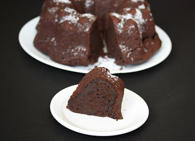 Cook's Illustrated Sour Cream Chocolate Cake