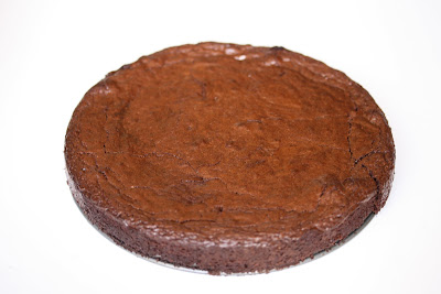 photo of a Flourless Chocolate Hazelnut Torte