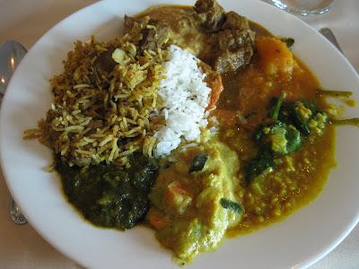Ashoka lunch buffet revisit