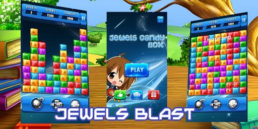 Jewel Blast Box