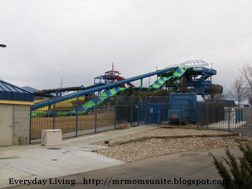 photo of Roaring Springs water slide