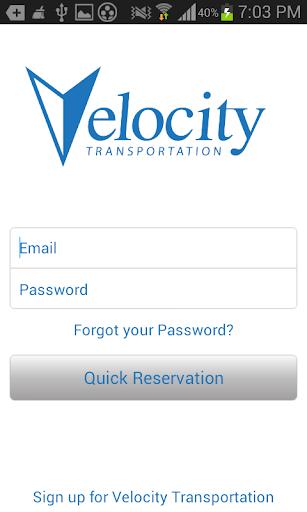 Velocity Transportation