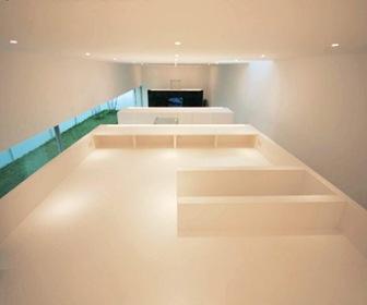 Shinichi Ogawa and Associates vivienda japon sin muros ni puerta,.
