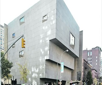 Museo Whitney diseño Renzo Piano