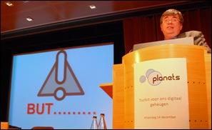 Clive Billenness: 'Experimenteer wat je wilt, maar we zitten nog in de beta-versie; het is allemaal nog niet af.'
