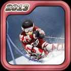 滑雪&滑雪板 2013 Free icon