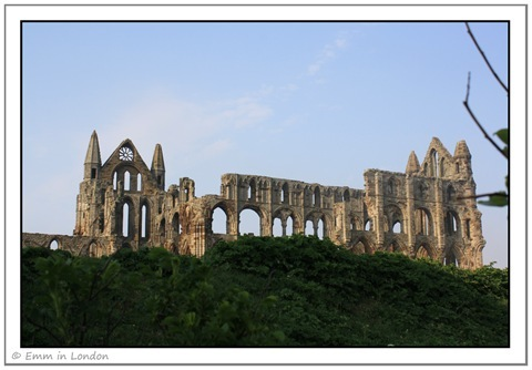 The Ruins of Whitby Abbey (2)