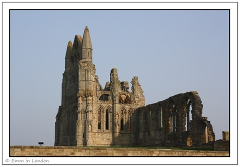 The Ruins of Whitby Abbey (6)