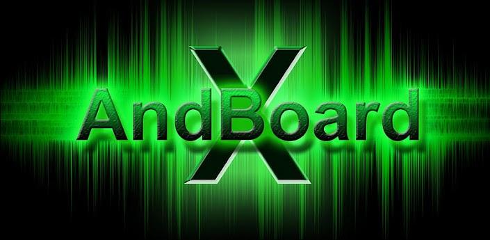 AndBoard-X v1.05