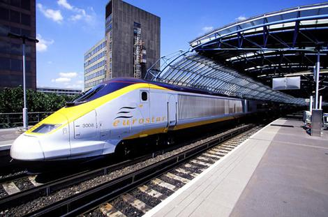 Eurostar could not take passengers to London