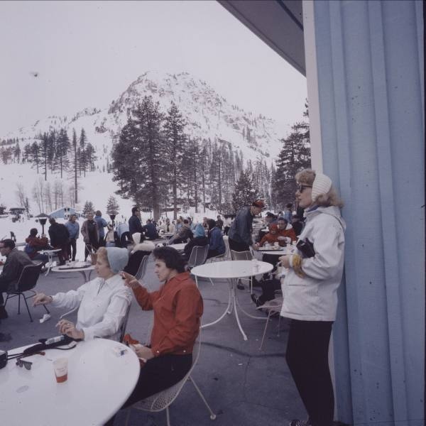 Squaw Valley, Olympic games