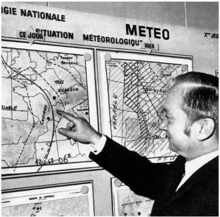 The meteorology services