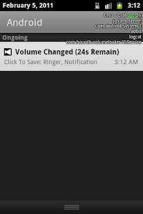 Volume Locker- screenshot thumbnail