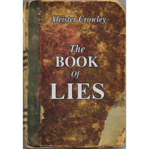 The Book Of Lies Cover