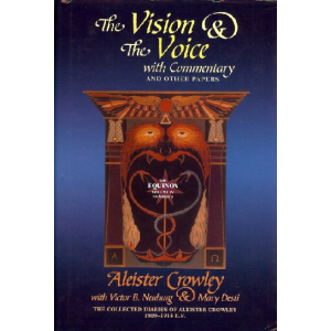 The Equinox Vol Iv No Ii The Vision And The Voice Cover