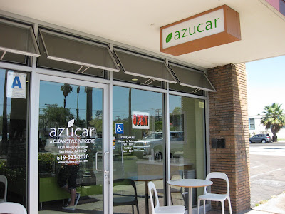 Azucar- Cuban style patisserie