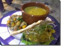 curso de culinaria vegetariana