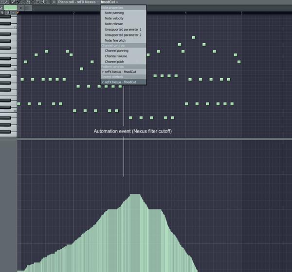 Piano piano chords fl studio : FL Studio Tutorial - Recording Automation Events