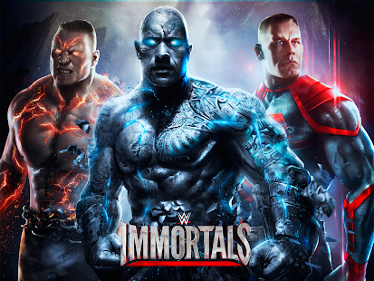 Download WWE Immortals v2.5.1 APK + OBB Data - Jogos Android