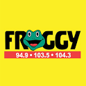 FROGGY RADIO icon
