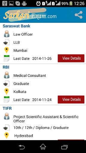 Download Sarkari Naukri Govt Job Search Google Play