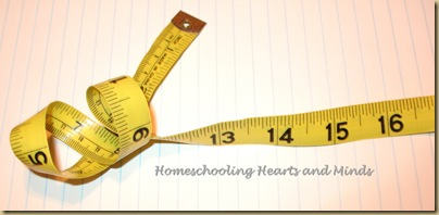 tape measure graphic