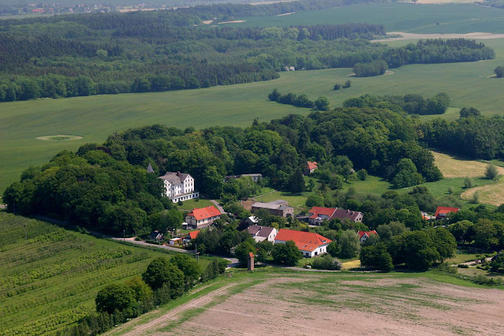 Jagdschloß zu Hohen Niendorf/ zwischen Kühlungsborn und Rerik