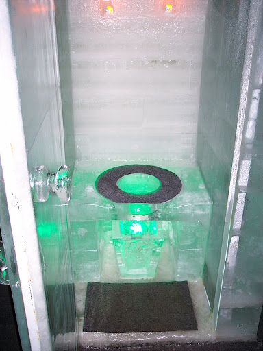 Where Does One Go To The Toilet In The Ice Hotel Yahoo