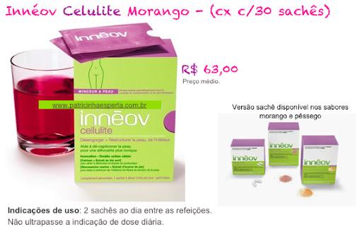 """inneov%20celulite%20morango - Innéov celulite - pele """"casca de laranja"""" nunca mais"""