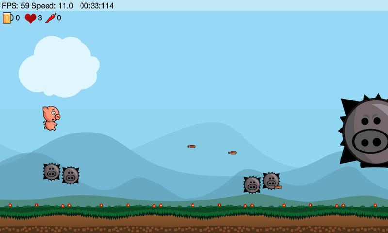 Run Pig Run! - screenshot
