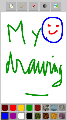 My First Drawing for Kids