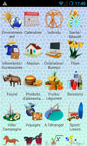 PixWord English for French
