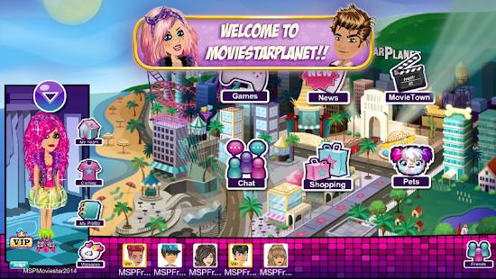 MovieStarPlanet - screenshot thumbnail