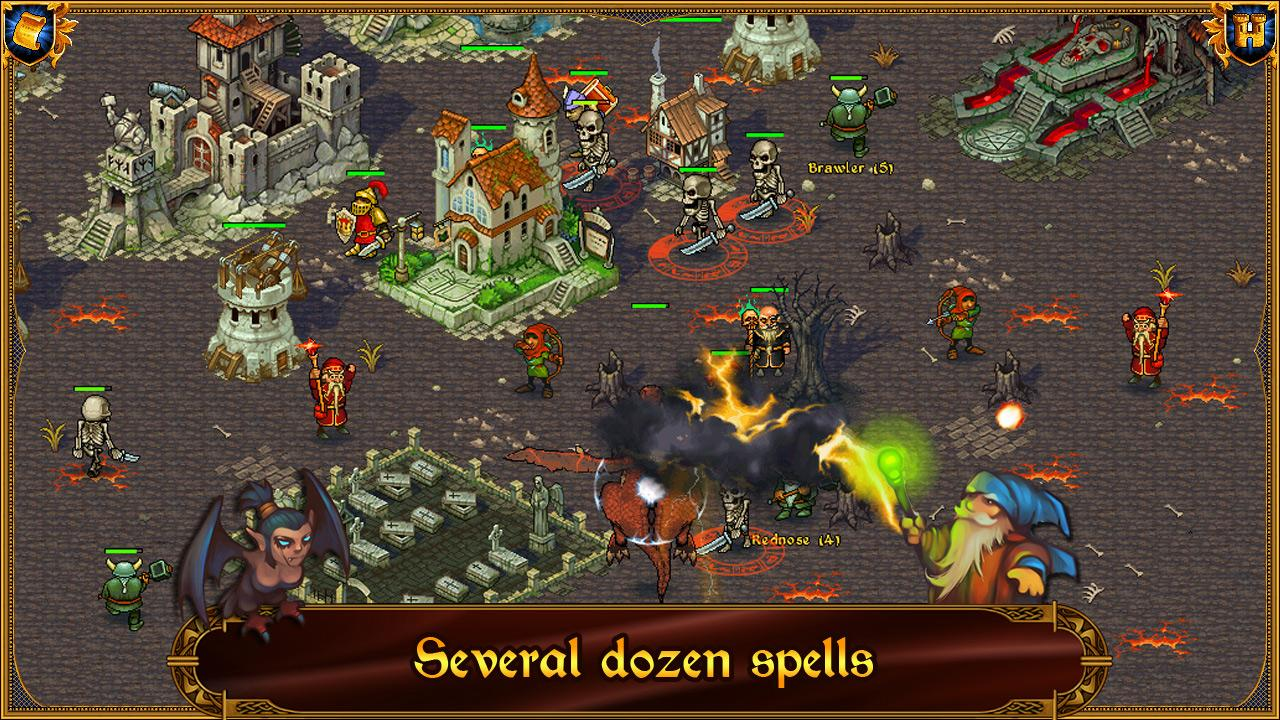 Majesty: Fantasy Kingdom Sim - screenshot