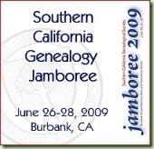 南加州家谱Jamboree 2009