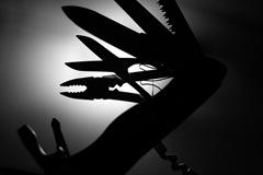 当你看到一个带有所有681个功能的刀,你're terrified.
