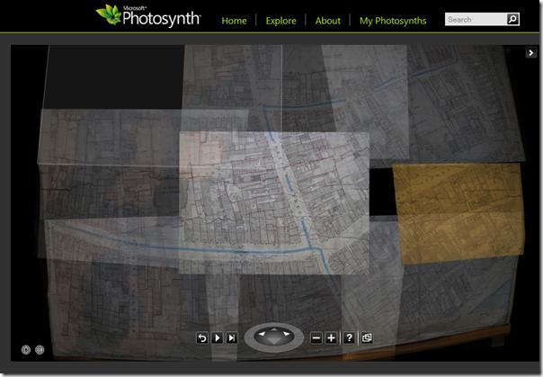 David Rencher.的Photosynth'Drogheda,爱尔兰的地图