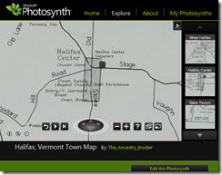 单击此图像以查看佛蒙特州哈利法克斯地图的照片