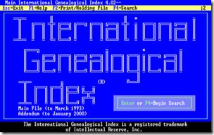 光盘上的IGI 4.02标题屏幕