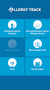 Allergy Track – Miniaturansicht des Screenshots