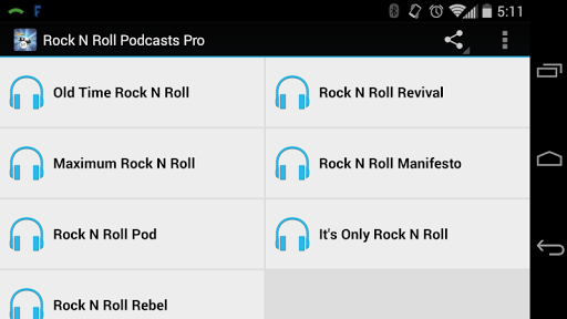Rock N Roll Podcasts Pro