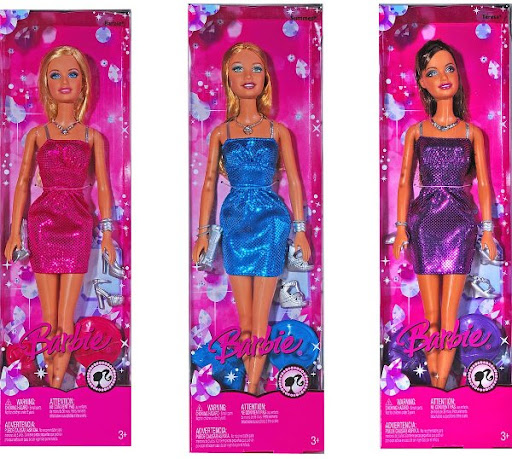 Barbie's Brilliant Style